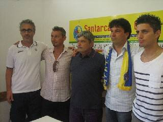 Calcio. Il Santarcangelo batte in amichevole il Sansepolcro 4-0