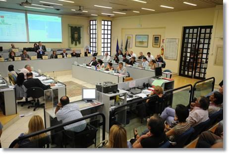 Oggi alle 20 si riunisce il Consiglio Comunale. Si parla di piano spiaggia