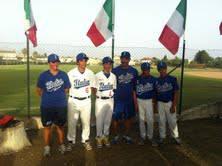 Baseball giovani. Sei Falcons al MundialHit Kenko 2012
