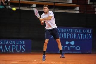 Tennis. San Marino Cepu Open: esordio vincente per Filippo Volandri