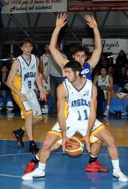Basket. Eugenio Rivali, Giorgio Broglia a Luca Bedetti a Ravenna