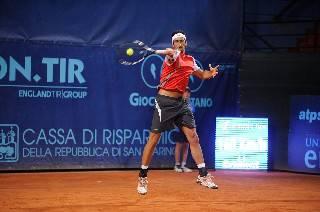 Tennis. San Marino Cepu Open: subito fuori Potito Starace