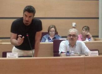 Il sindaco di Finale Emilia in Consiglio ringrazia i misanesi