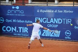 Tennis. San Marino Cepu Open: sabato le semifinali