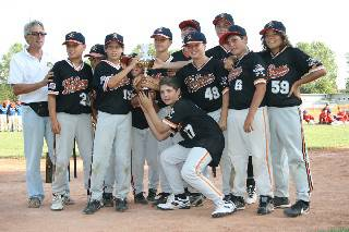 Baseball. Al via il 15° Torneo Ragazzi Happy Kids Tournament dei Falcons