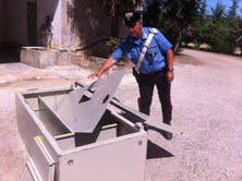 Svuotata cassaforte in azienda di Cerasolo. Indagano i carabinieri