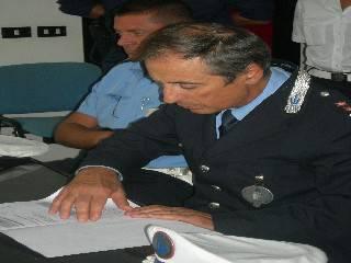 Il comandante della Polizia Municipale Roverati diventa Cavaliere