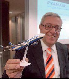 Masini (Aeradria): ottimista con Ryanair, Fellini diventerà scalo primario