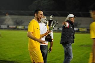 Calcio. Coppa Italia: Cattolica-Real Rimini 5-2