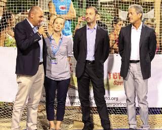 Sono cominciati i Campionati Europei di Beach Tennis