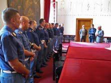 Il grazie del sindaco ai poliziotti che hanno sventato la rapina da Reggini
