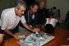 Raccolti oltre 3.600 euro dai fans di Simoncelli. Serviranno per costruzione ope