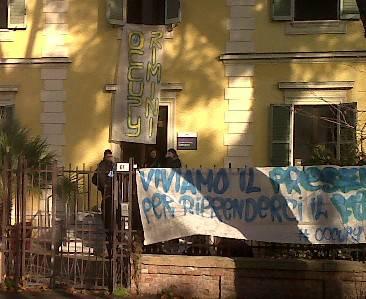Palazzine Amir di via Dario Campana in affitto. Il Paz torna a chiederle