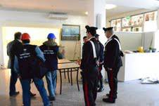Quattro denunce e 4mila euro di multa a cantieri controllati