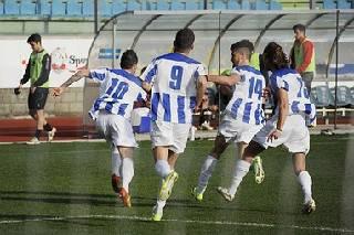 Ultimo allenamento del San Marino prima del match contro il Tritium