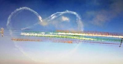 Flying Days, sulla scia delle Frecce già al lavoro per il 2013