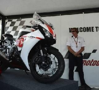 All'asta su Ebay un esemplare unico al mondo di Honda CBR1000RR