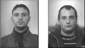 Traditi da immagini e impronte due catanesi autori di tre rapine in banca