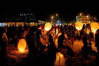 Ieri sera la prima Festa dello Spiedino e della Lanterna