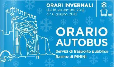 Start Romagna. Da lunedì in vigore i nuovi orari invernali