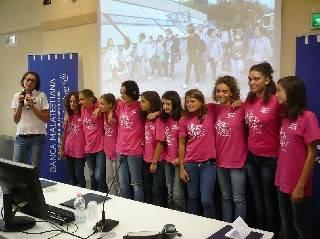 Basket donne. Happy Basket, presentato il settore giovanile