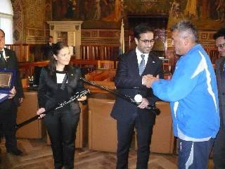 Baseball. Martedì la T&A San Marino in udienza dai Capitani Reggenti