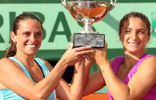 Tennis. A Rimini la Fed Cup con Errani e le sorelle Williams