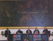 Gioiosa invasione di francescani. Il festival inaugurato dal vescovo Lambiasi
