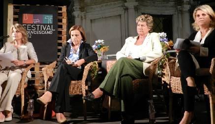 Festival Francescano. Fornero e Camusso parlano di donne e lavoro