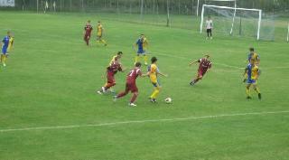 Calcio. Berretti: Santarcangelo-Fano 0-3