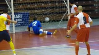 Calcio a 5 C1. Pretelli Rimini-Imolese 2-3