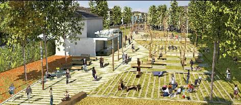 Riqualificazione centro di Verucchio: presentato progetto vincitore