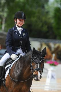 Equitazione. Dressage, Emilia Romagna super ai Campionati Italiani
