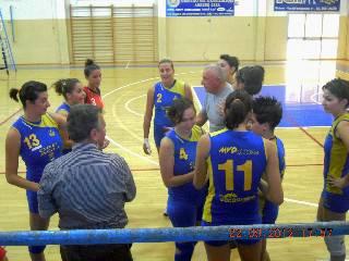 Volley C donne. La Caf Acli Stella si prepara per gli ottavi di Coppa