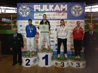 Karate. Campionati italiani: un bronzo e un 5° posto per le Villa