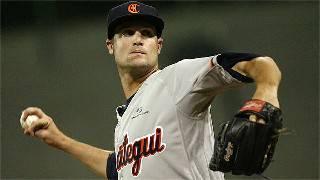 I Pirati hanno scelto il pitcher di garauno: Andrew Baldwin