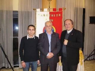Religione e sport femminile al Panathlon Club Rimini