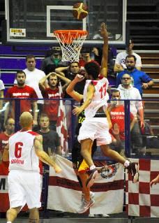 DNB. Basket Rimini Crabs-Poderosa Montegranaro 58-66