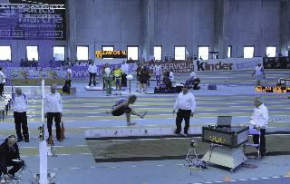 Atletica. Camp. Italiani Indoor Master: 3 argenti e un 8° posto per i titani