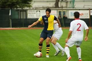 Seconda Divisione. Bellaria-Santarcangelo 1-1