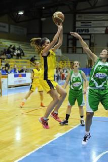 B donne. Basket Cervia-Progetto Misura 6 Bologna 64-51