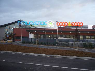 Rotonda di via Berlinguer: interventi della Coop per migliorare sicurezza