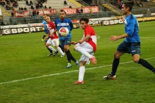 Seconda Divisione. Rimini-Santarcangelo 2-0
