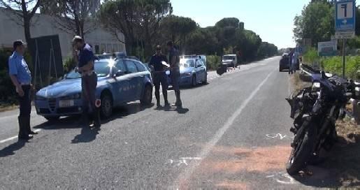 Incidente Adriatica causato da manovra azzardata. Denunciato albanese