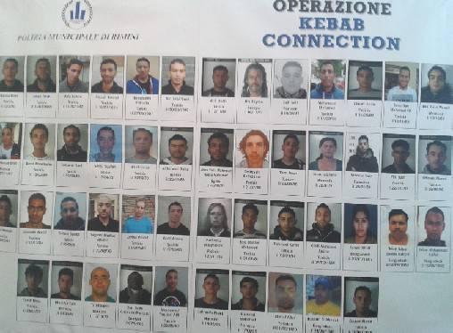 In tre mesi ripresi 640 episodi di spaccio a Borgo Marina. 53 arresti