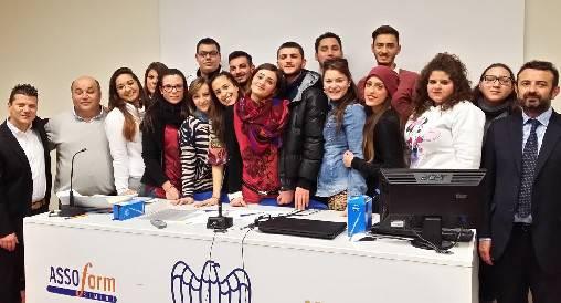 Sociale e sostenibilità: Assoform promuove percorsi per 30 studenti campani