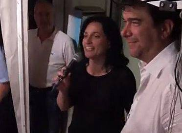 Ballottaggio. Le prime interviste al sindaco Tosi e a Fabio Ubaldi