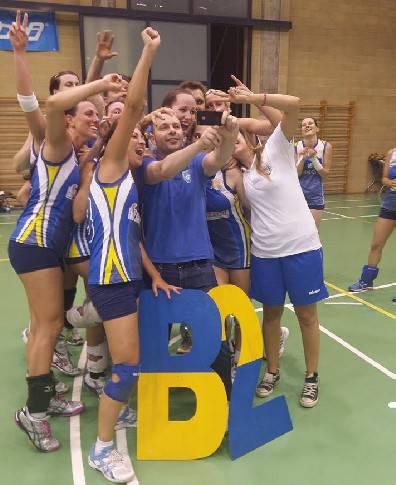 Playoff C donne. Lo Scozzoli Cervia Volley conquista la B2