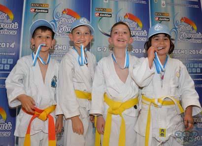 Giochi della Gioventù Sammarinese da record per il judo