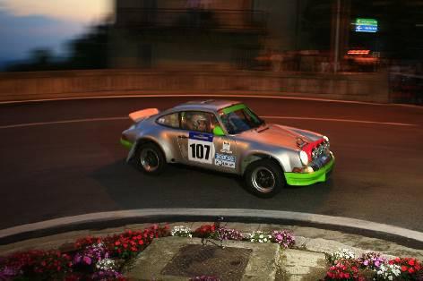 1° San Marino Rally Show, è davvero asfalto bollente